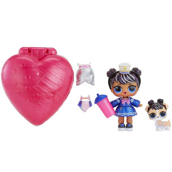 Кукла LOL Bubbly Surprise (чемоданчик-шипучий сюрприз) розовый - 5