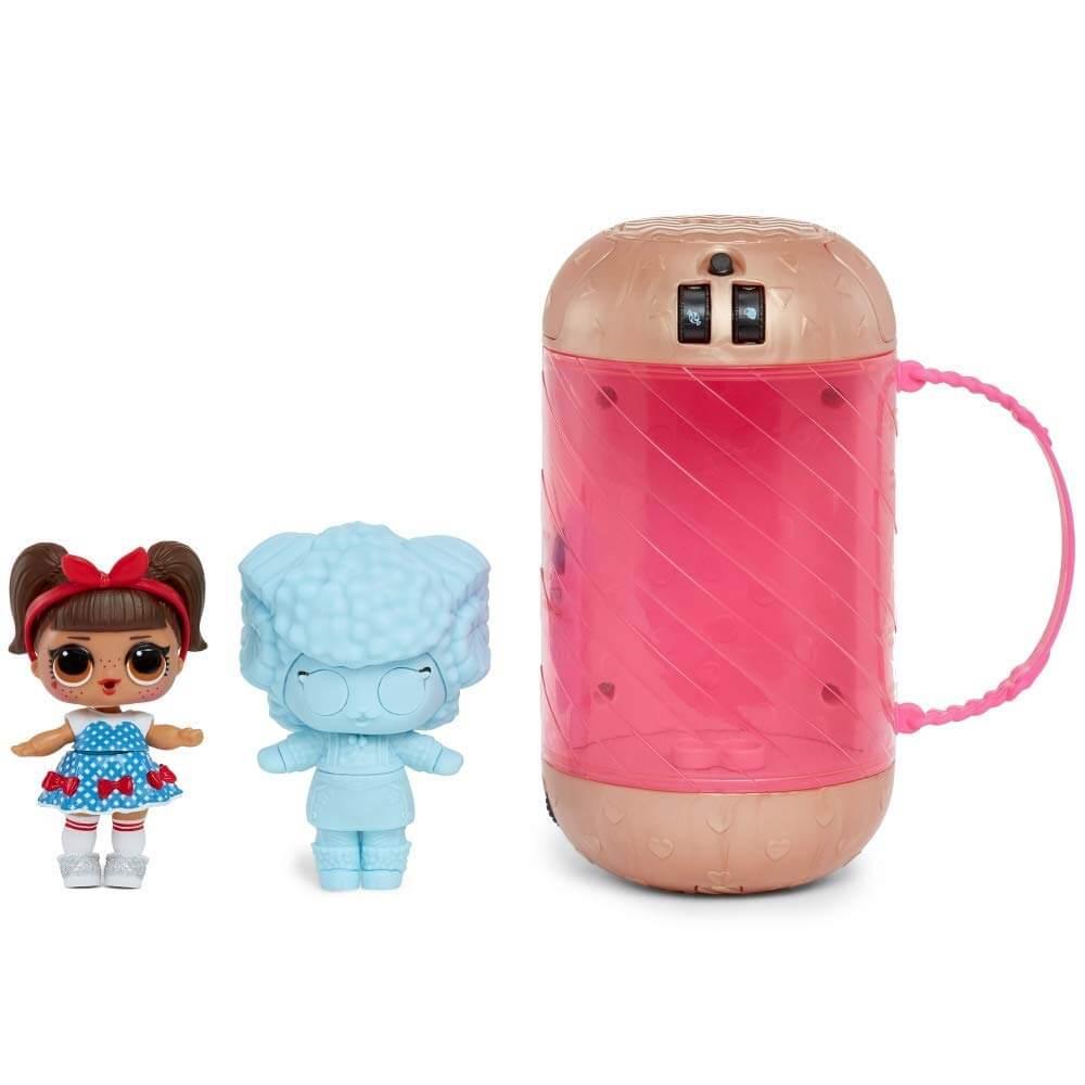 Кукла LOL Under Wraps капсула 4 серия Декодер 3 шт - 2