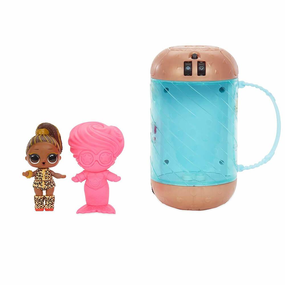 Кукла LOL Under Wraps капсула 4 серия Декодер - 3