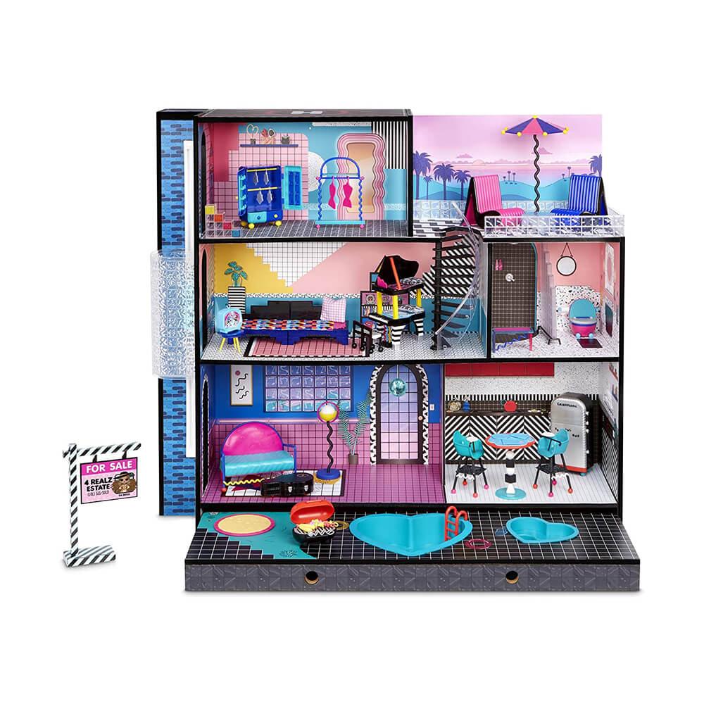 LOL Surprise OMG HOUSE - Большой дом для кукол ЛОЛ